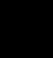 VOOV logotyp i svart